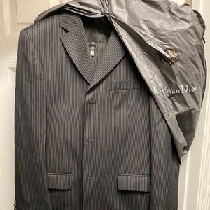 Christian Dior Men's Suit